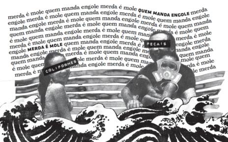 Pitomba! Fotomontagem: Celso Borges e Luiza De Carli
