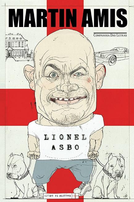 Lionel Asbo. Capa. Reprodução