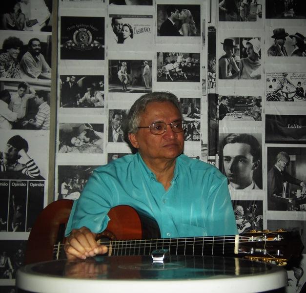 João Pedro Borges conversou com exclusividade com o blogue sobre apresentação de amanhã (23). Foto: Rivanio Almeida Santos