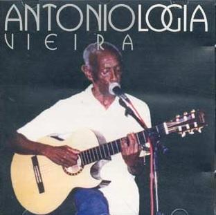 Antoniologia Vieira. Capa. Reprodução
