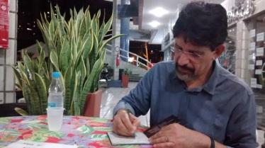 Jessier Quirino autografa Vizinho de grito em lançamento na Passa Disco (16/4)