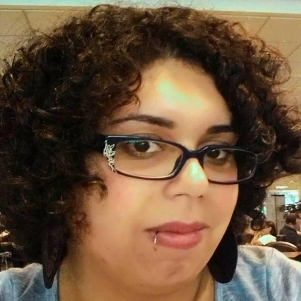 A ativista trans Hailey Kaas, em foto de seu perfil no facebook