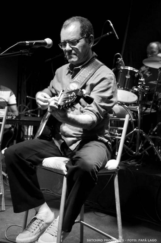 O compositor Josias Sobrinho. Foto: Fafá Lago