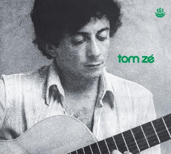 Tom Zé. Capa. Reprodução