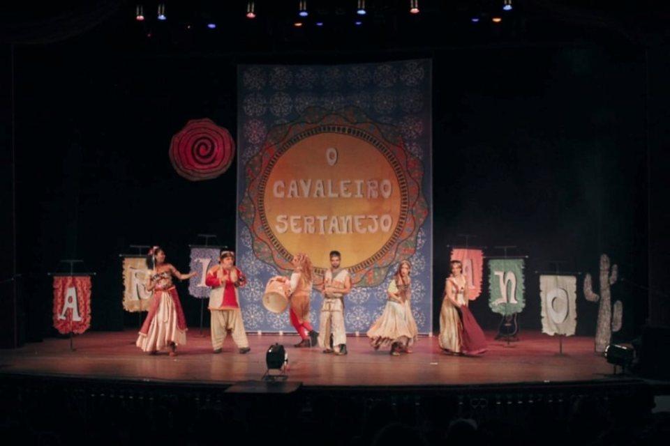 Foto: Teatro Arthur Azevedo. Reprodução