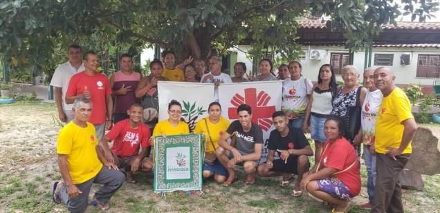 Comitê gestor do Fundo Rotativo Solidário em reunião em São Luís