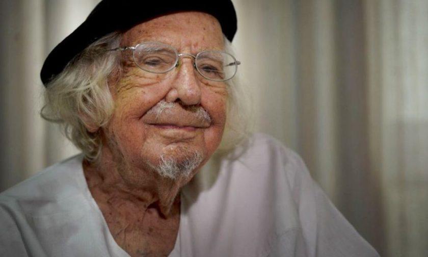 O poeta e sacerdote nicaraguense Ernesto Cardenal. Foto: Arquivo La Prensa