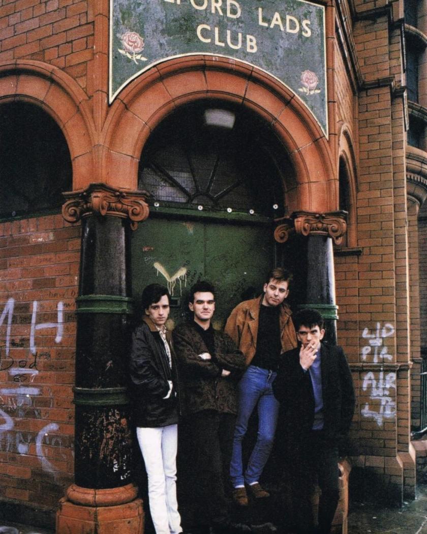 The Smiths. officialsmiths.co.uk/ Reprodução